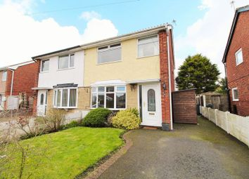 Thumbnail 3 bedroom semi-detached house for sale in Glen Park Drive, Hesketh Bank, Preston