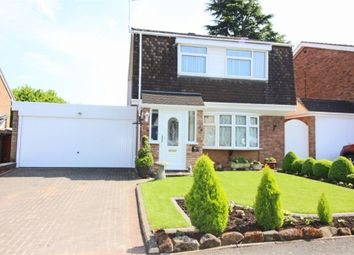 Thumbnail 3 bed detached house for sale in Tavistock Close, Perrycrofts, Tamworth, Staffordshire