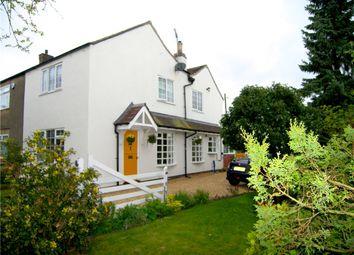 Thumbnail 3 bedroom semi-detached house for sale in Whitegate Cottage, Birchwood Lane, Lower Birchwood
