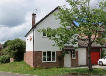 Thumbnail 3 bed link-detached house for sale in Mayfield Close, St Austell, St. Austell