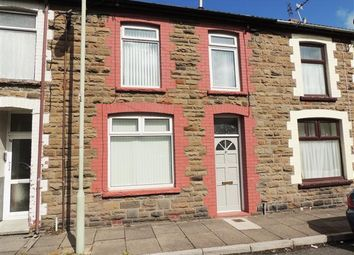 Thumbnail 3 bed terraced house for sale in Pontrhondda Road, Llwynpia, Tonypandy