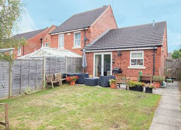 Thumbnail 2 bed bungalow for sale in Christ Church Close, Stamford