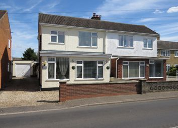 Thumbnail 2 bed semi-detached house for sale in Shipdham Road, Toftwood, Dereham