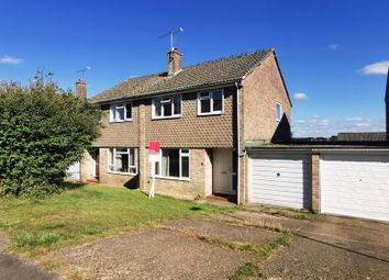 Thumbnail 3 bed semi-detached house for sale in Musgrove Gardens, Alton