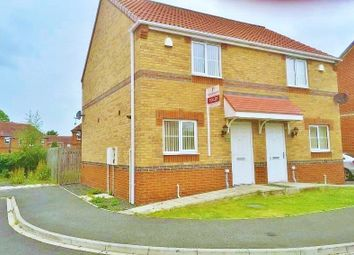 Thumbnail 2 bedroom semi-detached house to rent in St. Pauls Court, Grangetown, Middlesbrough