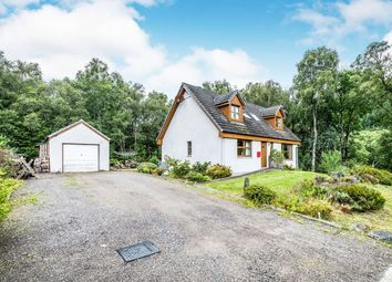 Thumbnail 3 bed detached house for sale in Glendale Park, Invermoriston