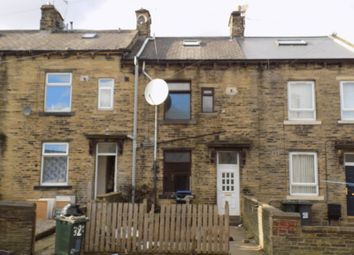 Thumbnail 2 bed terraced house for sale in Kingswood Street, Great Horton, Bradford