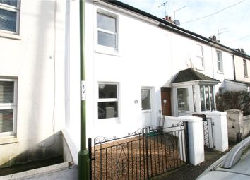 Thumbnail 2 bed terraced house to rent in Beaconsfield Road, Wick, Littlehampton