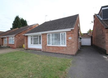Thumbnail 2 bed detached bungalow for sale in Foxton Road, Binley, Coventry