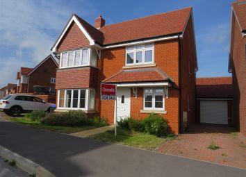 Thumbnail 4 bedroom detached house for sale in Princess Way, Amesbury, Salisbury