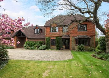 Thumbnail 5 bed detached house for sale in Glebelands Meadow, Loxwood Road, Alfold, Cranleigh
