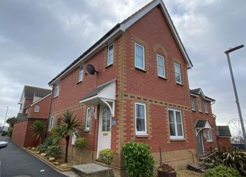 Thumbnail 3 bed detached house for sale in Gwennol Y Mor, Barry