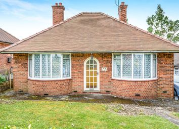 Thumbnail 2 bed bungalow for sale in North Drive, High Wycombe