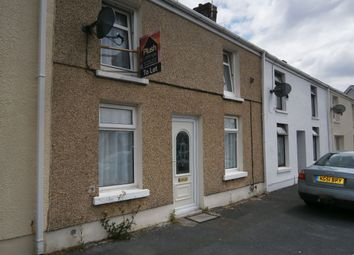 Thumbnail 2 bedroom terraced house to rent in Glan Yr Afon, Llanelli