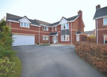 Thumbnail 5 bedroom detached house for sale in Vixen Grove, Widnes