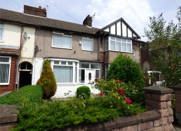 Thumbnail 3 bed terraced house for sale in Castlefield Close, Liverpool, Merseyside