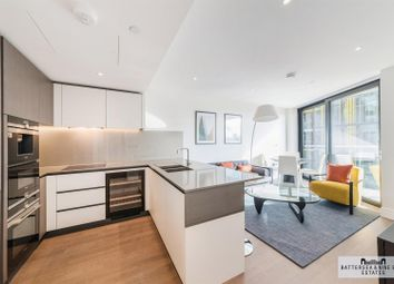 4 Riverlight Quay, London SW11. 2 bed flat for sale