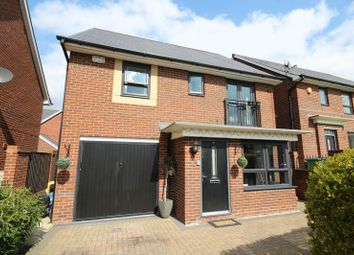 Thumbnail 4 bedroom detached house for sale in Trub Road, Castleton, Rochdale