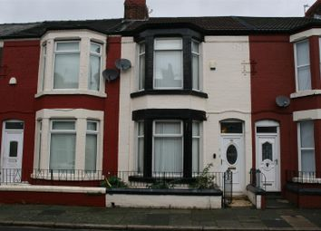 Thumbnail 3 bedroom terraced house to rent in Cedardale Road, Walton, Liverpool