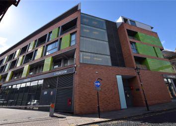 Thumbnail 2 bed flat for sale in Crown Street Buildings, 2 Crown Street, Leeds, West Yorkshire