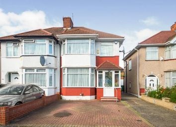 3 bed semi-detached house for sale in Winchester Avenue, London NW9
