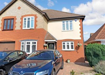 Tylers Crescent, Hornchurch, Essex RM12. 4 bed semi-detached house