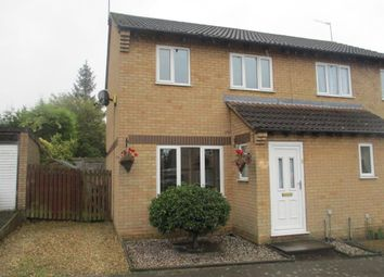 Thumbnail 3 bedroom semi-detached house to rent in Aquitaine Close, Northampton