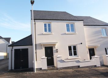 3 bed semi-detached house for sale in Andromeda Grove, Sherford, Plymouth PL9