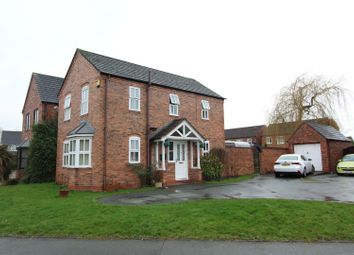 Thumbnail 4 bedroom detached house for sale in Cabin Lane, Oswestry