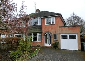 Thumbnail 3 bed property for sale in Newnham Rise, Shirley, Solihull