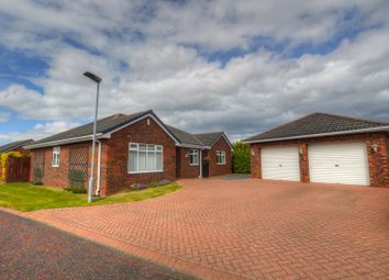 Thumbnail 3 bed bungalow for sale in Blenheim Court, Blyth