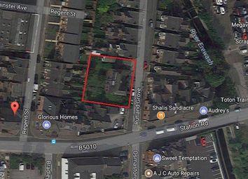 Thumbnail Land for sale in Station Road, Sandiacre, Nottingham