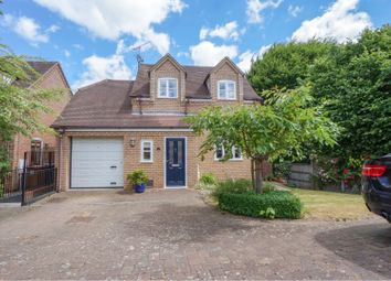Thumbnail 5 bed detached house for sale in Bradway, Whitwell, Hitchin