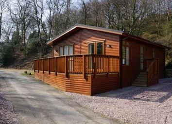 Thumbnail 2 bed bungalow for sale in Stoneyfold Park, Bosley, Macclesfield, Cheshire