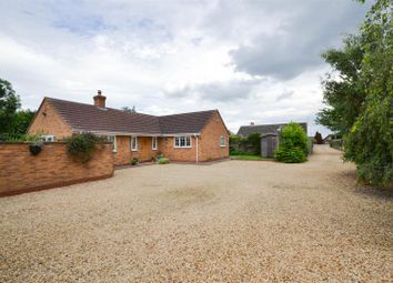 Thumbnail 2 bedroom detached bungalow for sale in Peterborough Road, Crowland, Peterborough