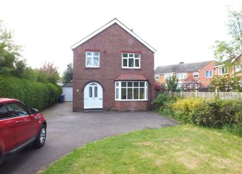 Thumbnail 3 bed detached house to rent in Burton Road, Alrewas, Burton-On-Trent