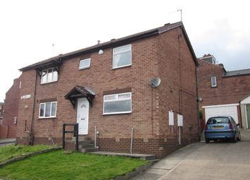 Thumbnail 2 bed semi-detached house to rent in Dearne Court, Wincobank, Sheffield