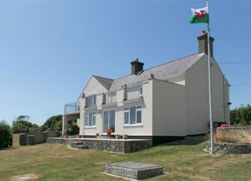 Thumbnail 5 bed detached house for sale in Trefdraeth, Bodorgan, Anglesey