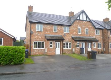 Thumbnail 3 bed semi-detached house to rent in Hillswood Avenue, Leek