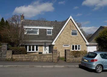 Thumbnail 4 bed detached house for sale in Rock Terrace, Ynysybwl, Pontypridd