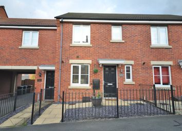Thumbnail 3 bed link-detached house for sale in Salford Way, Church Gresley, Swadlincote