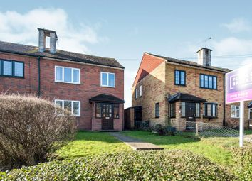 Thumbnail 4 bedroom semi-detached house for sale in Willingale Road, Loughton
