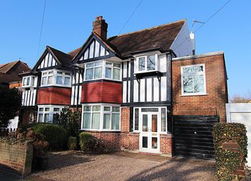 Thumbnail 5 bed semi-detached house to rent in West Barnes Lane, New Malden
