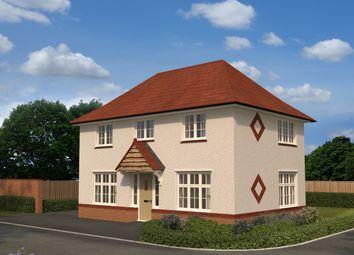 Thumbnail 3 bedroom detached house for sale in Mierscourt Road, Rainham