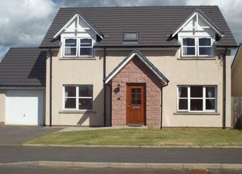 Thumbnail 4 bed detached house for sale in 3 Crichie Place, Petterculter, Fettercairn