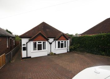 Thumbnail 3 bed detached bungalow to rent in Anchor Hill, Knaphill, Woking