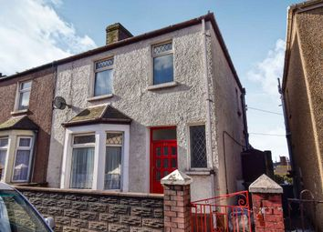 Thumbnail 3 bed property to rent in Caradoc Street, Taibach, Port Talbot
