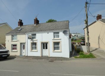 Thumbnail 2 bed property to rent in High Street, Bancyfelin, Carmarthenshire