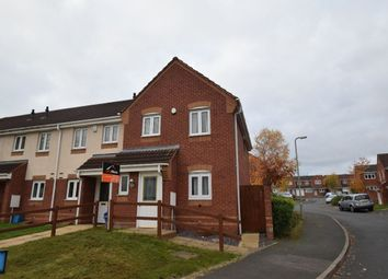 Thumbnail 3 bed semi-detached house to rent in Cardinals Close, Donnington Wood, Telford