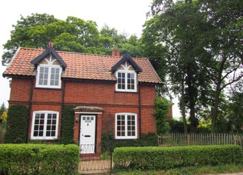 Thumbnail 2 bed cottage for sale in Silfield Road, Wymondham